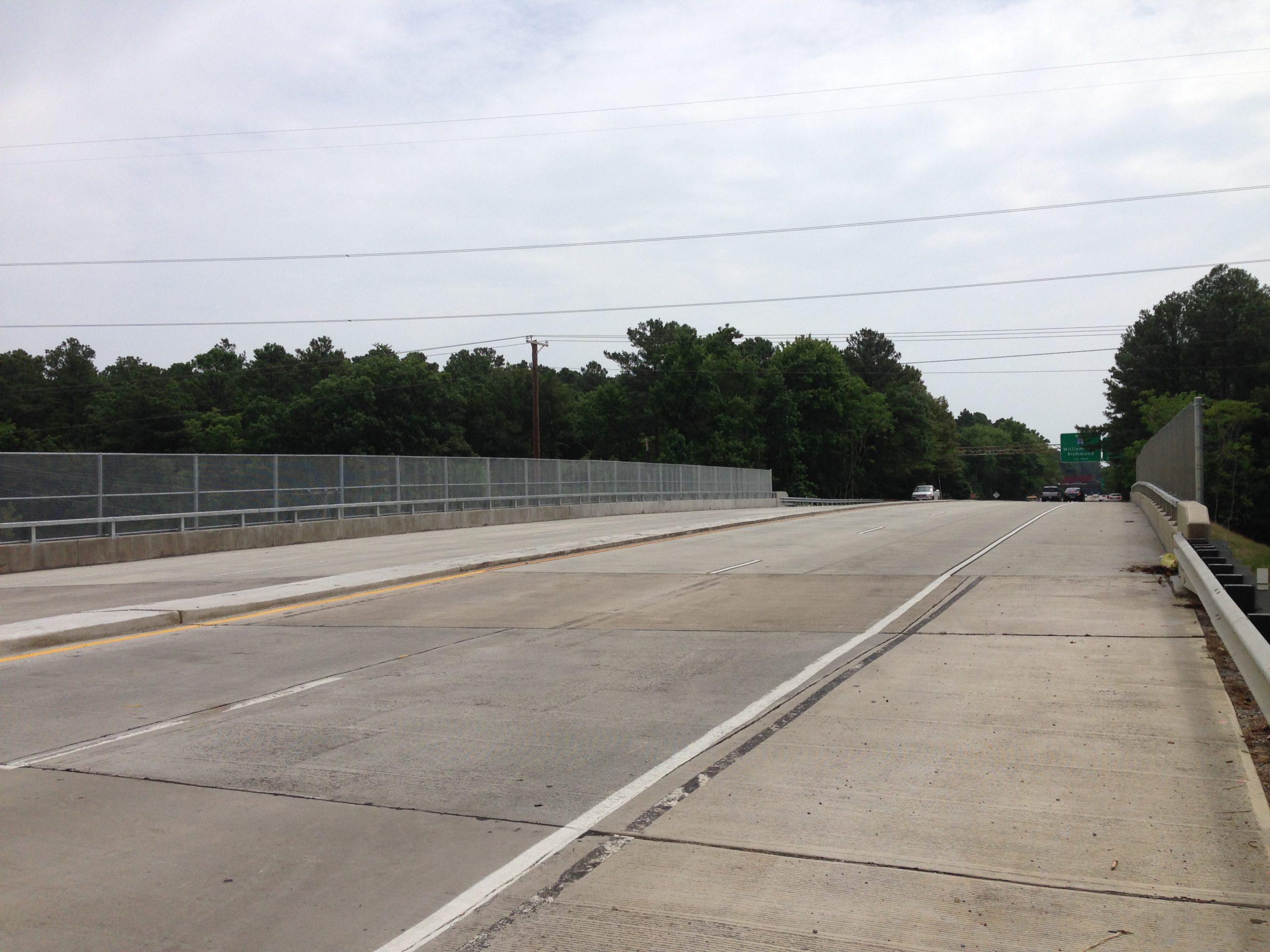 Route 105 over CSX Railroad-Newport News, VA: Bridge replacement