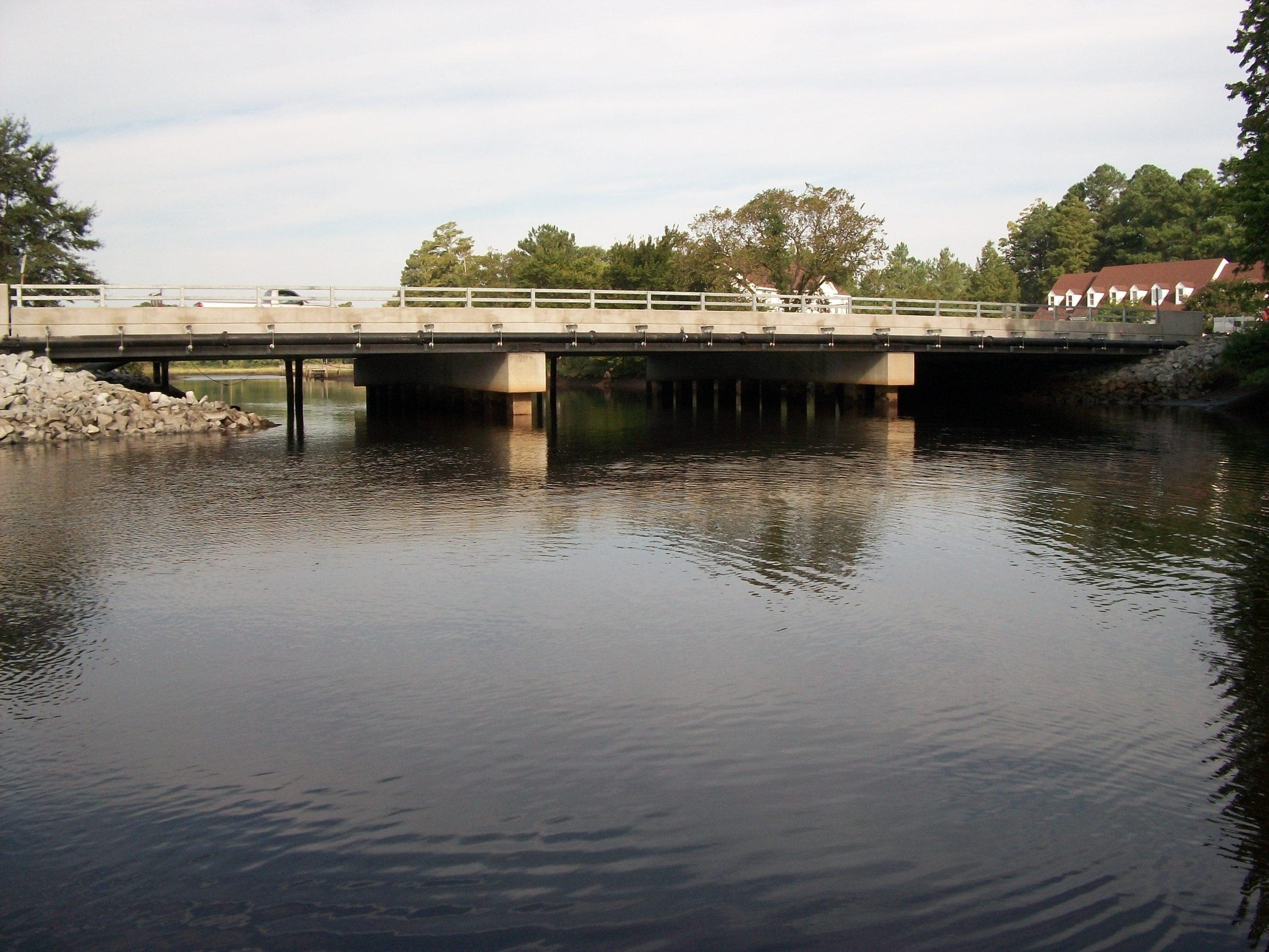 Route 17 over Deep Creek-Chesapeake, VA: Bridge replacement